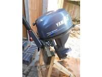 15hp yamaha 4 stroke outboard engine