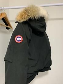 Canada Goose Chilliwack Black Large (Mens)