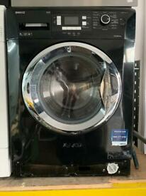 BEKO black good looking 9kg washing machine