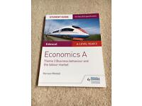 Economics A Student Guide Theme 3