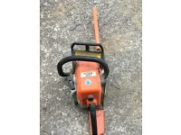 Stihl 021 chainsaw in good working order with spare chain £75