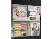 Mix of CDs