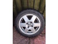 14'' Lupo Sport Alloy Wheel