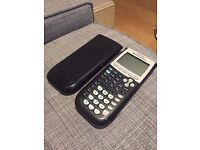 Texas Instruments TI-84 Plus Geometric Calculator - Excellent Condition