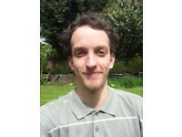 Maths tutor: GCSE, A-Level, degree level
