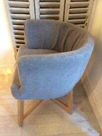 4 x Tub Dining Chairs - barker & stonehouse