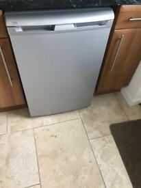 Beko grey under counter freezer