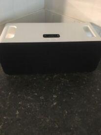 Apple docking speaker