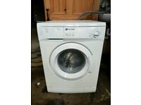 A + Class White Knight 6 kg Spin 1200 Washer in Fully Working Order