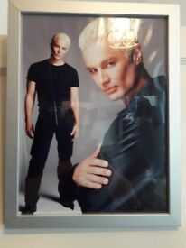 James Marsters (spike) Picture in frame