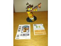 Skylanders Swap Force XL Figures Set of Five Characters As New Condition £3 Each