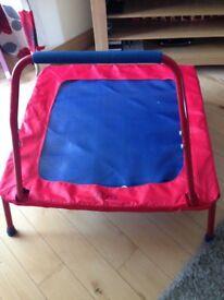 Gault foldable trampoline