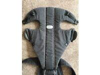 BabyBjorn Baby Carrier. Black.