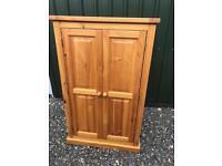 Solid Pine storage cupboard