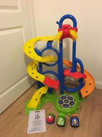 Oball Go Grippers Bounce N Zoom Speedway inc 3 Cars