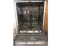 Family Sized Curry's Essentials Dishwasher