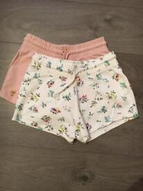 Two set of shorts