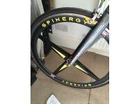 Giant defy 2 bike spinergy wheels