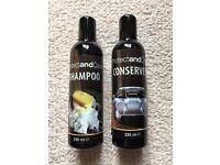 Diamondbrite Shampoo and Conserver - UNUSED