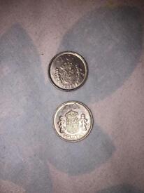 10 pesetas