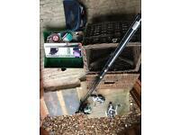 Selection of Fishing Tackle