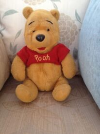 Winnie the Pooh soft toy 30cm