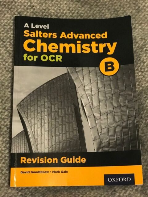 A Level Chemistry Revision Guide Bundle  OCR B Salters  Practical  Chemistry  | in Somersham, Cambridgeshire | Gumtree
