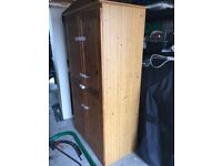 Wardrobe for sale - local delivery may be possible
