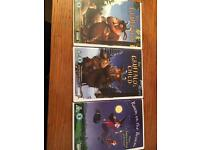 Gruffalo dvds and room on the broom