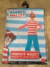 Children's Where's Wally Costume Aged 10-12