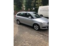 Skoda fabia estate 1.2 automatic petrol