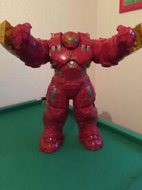 Iron man hulk smasher