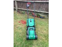 Lawn mower used once