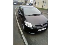 Toyota, AURIS, Hatchback, 2007, Manual, 1998 (cc), 5 doors
