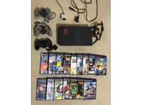 PlayStation 2 bundle + Games & EyeToy