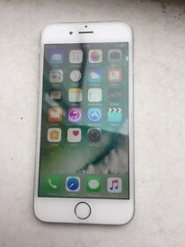 iPhone 6S 128 gb unlocked all networks!