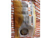 breastmilk storage bags and microwave sterlising bags for breastpump £5