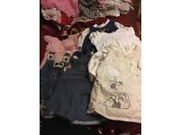 3-6month girls clothes