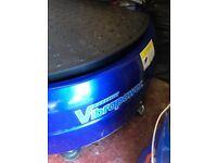 Brand new Vibro plate