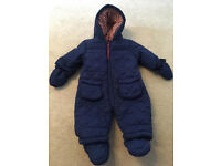 Baby Boys 3-6 mths Snow / Rain suit from Boots