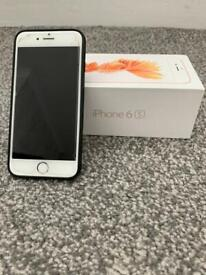 *Great Price* Boxed iphone 6s, Rose Gold, 64GB.