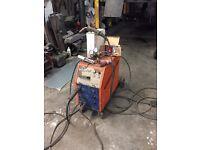 MIG welder 3 phase