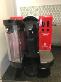 DeLonghi EN660 - Nespresso Capsules - Makes Cappuccino, latte macchiato, espresso, hot water etc