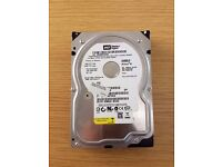 Western Digital 80GB Internal 3.5 inch SATA Hard Dive, Hard Disk