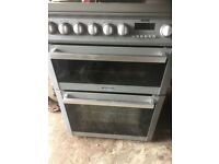 GTEY HOTPOINT 60cm ELECTRIC COOKER, EXCELLENT CONDITION COMES WITH FOUR MONTHS WARRANTY