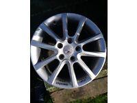 SEAT Altea / XL Alloy Wheel R16 205/55 207 on part.no.: 353948