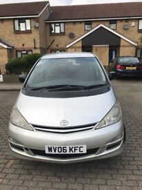 2006 Toyota Previa 2.0 Diesel For Sale