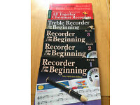 6 Recorder learning books for beginners to intermediate