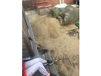 Free sand