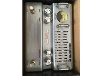 Ashdown Bass Graphic EQ/DI pedal